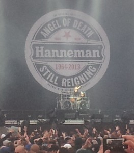 Slayer Hanneman Tribute