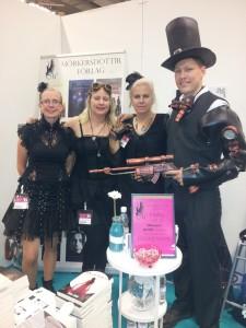 Darkdaughter Steampunk Team