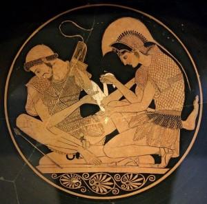 Redan de gamla grekerna ...